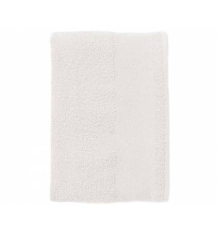 Sol's Bayside 50 89007 Λευκή Πετσέτα χεριών Ύψος λωρίδας 8 cm Θη