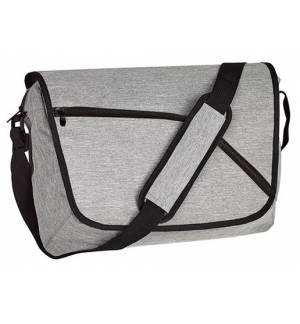 Sol's Paperboy 01396 Τσάντα ταχυδρόμου Μεγάλος εσωτερικός χώρος με φερμουάρ