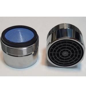 M28 Shower Faucet Aerator Core Tap 28mm Male Nozzle Bathtub Bath