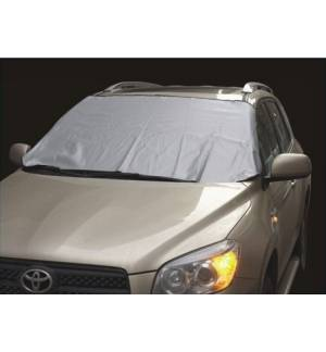 Solar Protection Sunscreen Car Cover 90x180cm 35x71in with edging around