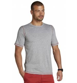 Sol's Mustang 00582 Ανδρικό t-shirt με πλακοραφές σε αντίθεση 100% βαμβάκι 5 χρώματα