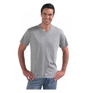 Sol's Victory 11150 MEN'S V-NECK T-SHIRT 100% cotton