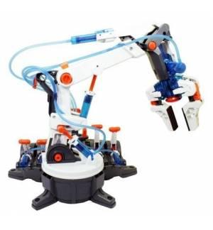 POWERPLUS OCTOPUS Χέρι ρομπότ με Υδραυλική ισχύς νερού εκπαιδευτικό παιχνίδι