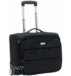 TROLLEY BAG IN 1680D POLYESTER - SOL'S JET LAG - 71120