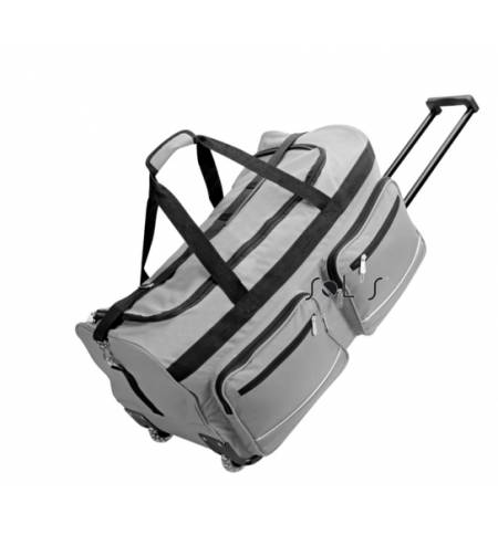SOL'S VOYAGER 600D POLYESTER LUXURY TRAVEL BAG CASTERS