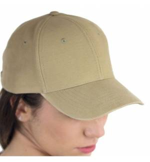 Atlantis 861 Liberty Six panel jockey hat Cap 100% cotton With Velcro fastener