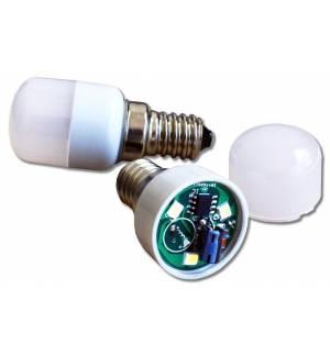 Ecosavers Fridge Alarm Λαμπτήρας LED 1.5W & Συναγερμός Ψυγείου ανοιχτής πόρτας A+ E14