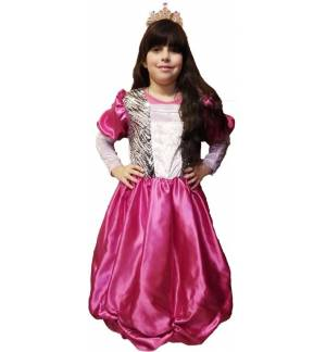 Carnival Halloween Costume kids Little Princess 2-8 years Old MA