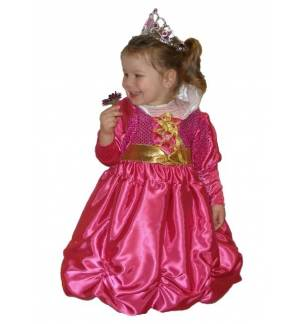 Carnival Halloween Costume kids Little Princess 2 & 4 years Old MARK694