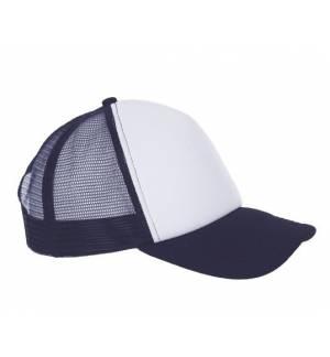 Sol's Bubble 01668 Πεντάφυλλο καπέλο με δίχτυ τζόκεϊ με σφουγγάρι