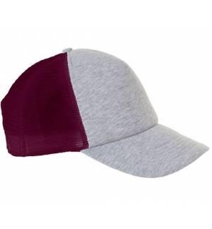 Sol's Dodge - 01688 Πεντάφυλλο καπέλο με χρώματα heather και δίχτυ