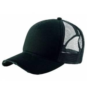 Atlantis 865 Rapper Destroyed καπέλο τζόκεϋ με δίχτυ100% Πολυεστέρας