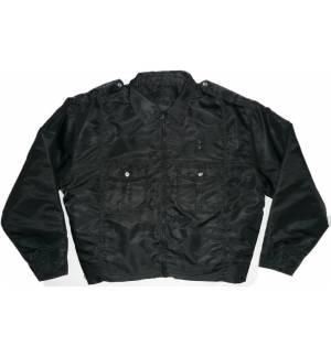 Μαύρο Επαγγελματικό Jacket μπουφάν από εταιρία security