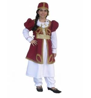 Παραδοσιακή στολή Μύκονος 6-12 Ετών ΚΩΔΙΚΟΣ MARK702