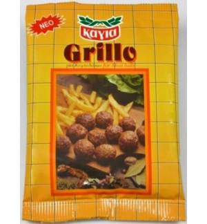 Grillo spice mixture for meatballs Kagia 50g Bag 1.76oz Meat Bal