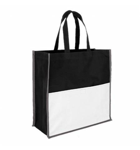 Sol's Burton  01669 Τσάντα αγοράς 100% πολυεστέρας 38x38x14 cm
