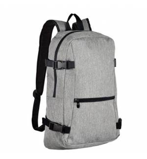 Sol's Wall Street - 01394 Backpack Oxford, 100% Polyester 12,5x29x45 cm