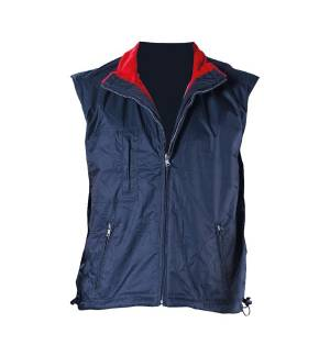 105 VEST Double-sided anorak 100% polyester S-3XL