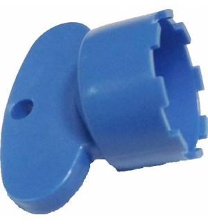 21.5mm Plastic Sprinkle Faucet Aerator Tool Spanner Wrench Housing Key