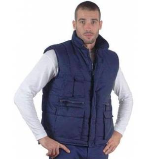 110 Vest jacket 65% polyester - 35% cotton M-XXL