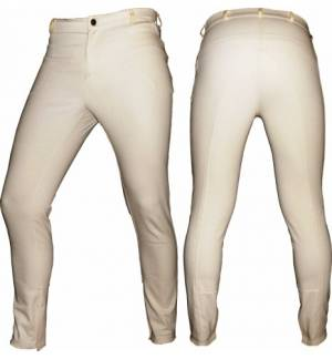 Ivory Dressage & Horse Riding Pants Full Seat Breeches