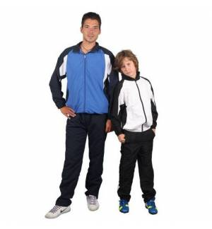 135 TRACKSUIT Set adult / children's 100% polyester 210 T