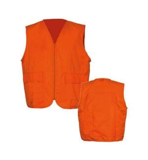 119 B Reflective hunting vest with net 100% polyester