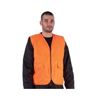 119 C Hunter vest 65% Polyester - 35% Cotton