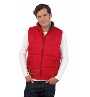 WATERPROOF WINDBREAKER UNISEX QUILTED BODYWARMER VEST SOL'S WARM
