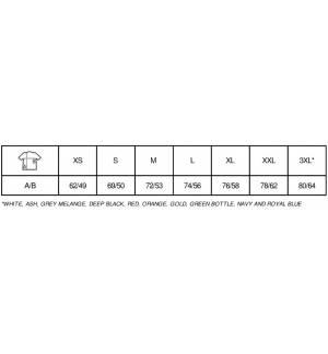 Sol's Regent Λευκό 11380 Unisex t-shirt Jersey 150γρ - 100% Ringspun βαμβάκι