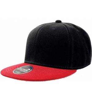Atlantis 845 Snap Back Εξάφυλλο καπέλο τζόκεϋ 100% Aκρυλικό