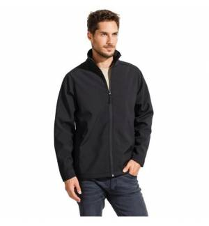 Sol's Race men 01195 Male Softshell 280 gr. - 96% Polyester - 4% Elastin