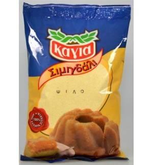 Σιμιγδάλι Ψιλό 500gr ΚΑΓΙΑ Σακουλάκι από 100% σκληρά σιτάρια  1.76oz