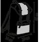 Sol's Hipster 01201 Σακίδιο Πλάτης Από Πολυέστερ 600D Black Navy