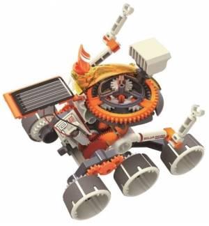 POWERplus Moonwalker Educational SOLAR DIY KIT MOON VEHICLE TOY