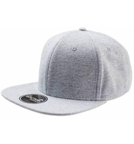 Atlantis 875 Snap Jersey Εξάφυλλο καπέλο τζόκεϊ με φλατ γίσο 100% βαμβάκι ζέρσεϊ