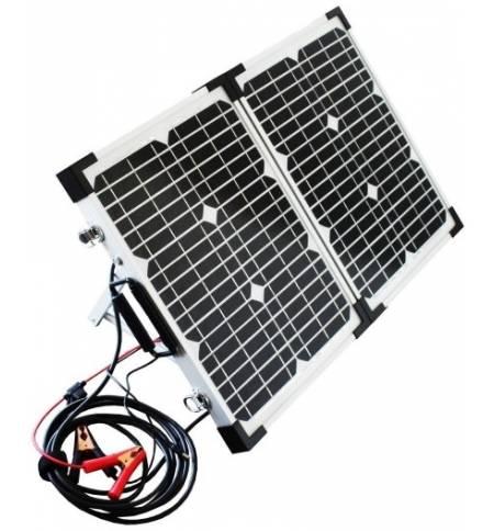 POWERplus Python Φορητό Ηλιακό Πάνελ Μονοκρυσταλλικό 2 x 20W με ελεγκτή  φόρτισης 74f33afed86