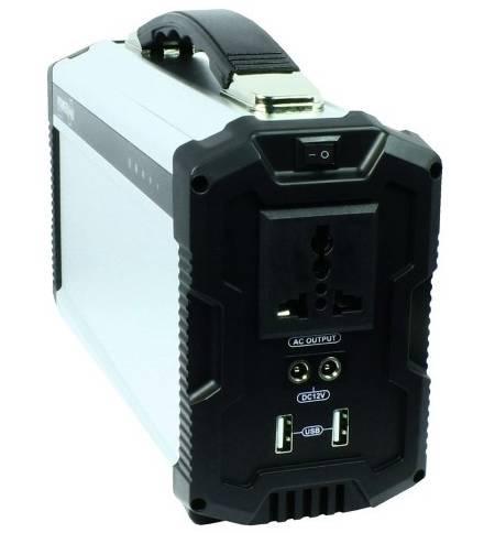PowerPlus Cayman Τροφοδοτικό 220V Μπαταρία Powerbank 60.000mAh με AC / DC / USB