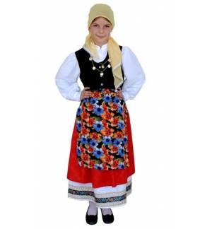 Παραδοσιακή στολή ΚΕΦΑΛΛΟΝΙΤΙΣΣΑ 6-12 Ετών MARK594