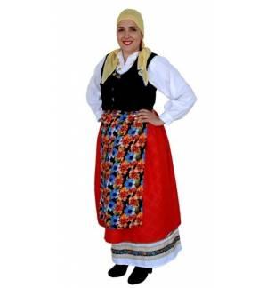 Παραδοσιακή στολή ΚΕΦΑΛΛΟΝΙΤΙΣΣΑ ΓΥΝΑΙΚΕΙΑ MARK595