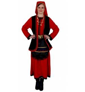 Παραδοσιακή Στολή ΒΛΑΧΑ Εφηβική & Γυναικεία ΒΛΑΧΟΠΟΥΛΑMARK