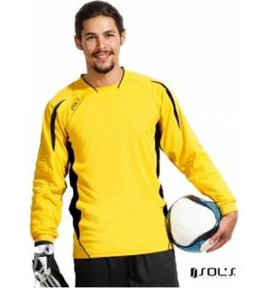 SOL'S AZTECA 90208 ADULT'S GOALKEEPER'S SHIRT size top mens shir