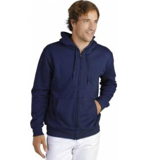 SOL'S SEVEN MEN 47800 MEN ZIPPED JACKET WITH LINED HOOD mens siz