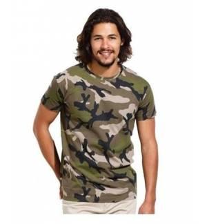 Sol's Camo Men  01188 Ανδρικό T-shirt παραλλαγής