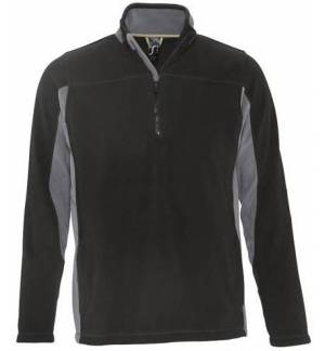 SOL'S NIAGARA 56500 MEN'S 2 COLOUR SWEATSHIRT WARMER FLEECES men
