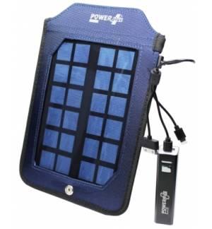 Powerplus Cobra Ηλιακός φορτιστής κινητών τηλεφώνων & PowerBank