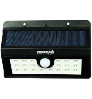 POWERplus Boa Solar USB PIR Sensor Outdoor Light Daylight sensor 3 lighting modes