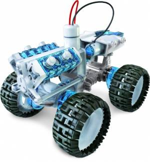 Educational Salt Water Powered Monster Car POWERplus Junior Thun