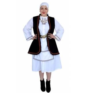 Παραδοσιακή Στολή Σουλιώτισσα Εφηβική & Γυναικεία MARK632