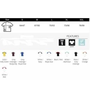 Sol's Funky 11190 Ανδρικό t-shirt δίχρωμο με μανίκια ρεγκλάν 100% βαμβάκι 10 χρώματα